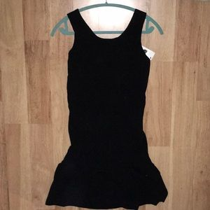 Black Sandro dress